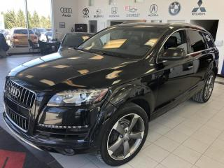 Used 2015 Audi Q7 Q7 SPORT / 7 PLACES / CUIR / TOIT PANORA for sale in Sherbrooke, QC