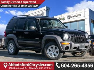Used 2004 Jeep Liberty Sport Wholesale Direct for sale in Abbotsford, BC