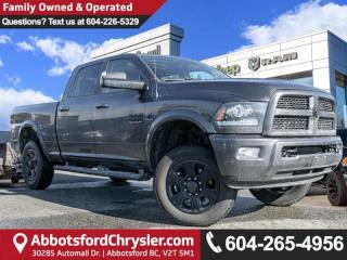 Used 2016 RAM 3500 Laramie *ACCIDENT FREE* *LOCALLY DRIVEN* for sale in Abbotsford, BC