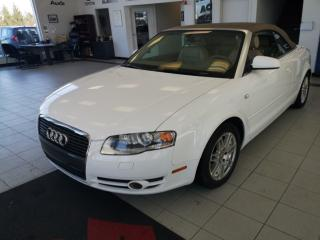 Used 2008 Audi A4 2.0T for sale in Sherbrooke, QC