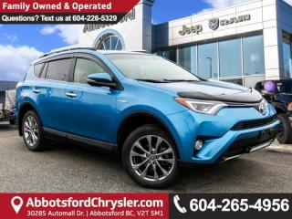 Used 2016 Toyota RAV4 Hybrid XLE *ACCIDENT FREE* *LOCALLY DRIVEN* for sale in Abbotsford, BC