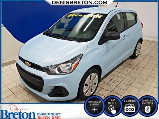 Used 2016 Chevrolet Spark for sale in St-Eustache, QC