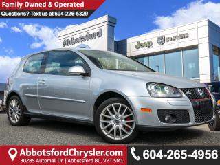 Used 2007 Volkswagen GTI 3-Door *WHOLESALE DIRECT* for sale in Abbotsford, BC