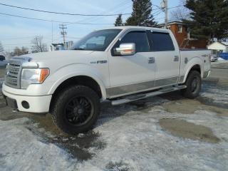 Used 2010 Ford F-150 Cab SuperCrew 4RM 157 po platine for sale in Mirabel, QC
