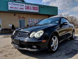 Used 2004 Mercedes-Benz CLK Class for sale in Bolton, ON