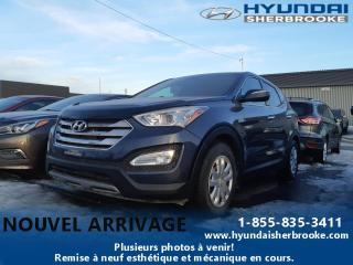 Used 2013 Hyundai Santa Fe SE 2.0T AWD+DEM DIST+CAM RECUL+CUIR+TOIT for sale in Sherbrooke, QC