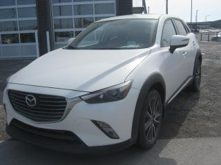 Used 2017 Mazda CX-3 Traction intégrale, 4 portes GT for sale in St-Hyacinthe, QC