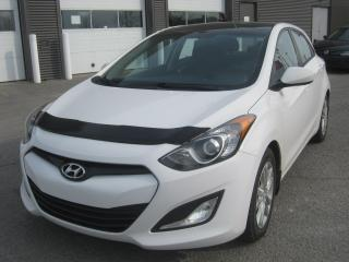 Used 2013 Hyundai Elantra GT Voiture à hayon, 5 p, boîte man GL *Disp for sale in St-Hyacinthe, QC