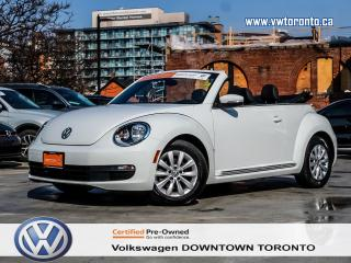 Used 2016 Volkswagen Beetle CONVERTIBLE TRENDLINE for sale in Toronto, ON