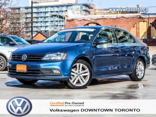 Used 2015 Volkswagen Jetta HIGHLINE TSI for sale in Toronto, ON