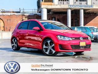 Used 2015 Volkswagen GTI GTI AUTOBAHN LEATHER TECHNOLOGY PACKAGE for sale in Toronto, ON