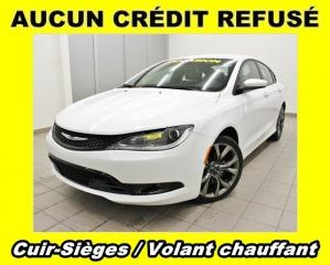 Used 2016 Chrysler 200 S AWD for sale in Mirabel, QC