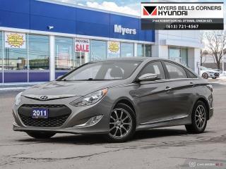 Used 2011 Hyundai Sonata Hybrid Sedan for sale in Bells Corners, ON