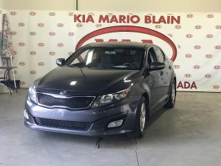 Used 2015 Kia Optima LX + **A/C BLUETOOTH *** for sale in Ste-Julie, QC