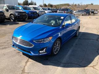 Used 2019 Ford Fusion Energi Titanium for sale in Orangeville, ON