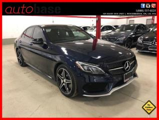 Used 2016 Mercedes-Benz C-Class C450 AMG 4MATIC PREMIUM ACTIVE LED for sale in Vaughan, ON