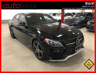 Used 2016 Mercedes-Benz C-Class C450 AMG 4MATIC HEAD-UP INTELLIGENT DRIVE PREMIUM for sale in Vaughan, ON