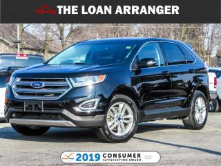 Used 2016 Ford Edge SEL for sale in Barrie, ON