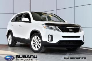 Used 2014 Kia Sorento EX  auto for sale in St-Hyacinthe, QC
