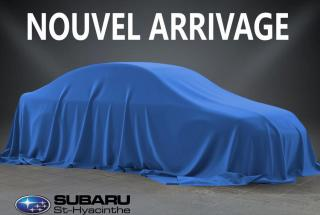 Used 2017 Subaru Forester 2.5i Tourisme Tech. Package auto. for sale in St-Hyacinthe, QC