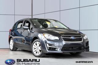 Used 2015 Subaru Impreza Tourisme 5p. man. for sale in St-Hyacinthe, QC