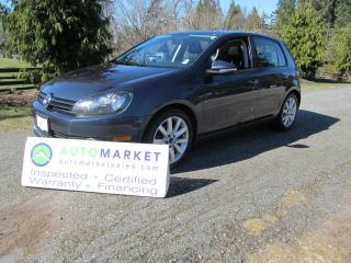 Used 2012 Volkswagen Golf TDI, HIGHLINE, INSP, BCAA MBSHP, WARR, FINANCE for sale in Surrey, BC