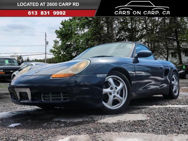 1997 Porsche Boxster 2Dr Roadster