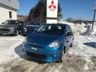 Used 2015 Mitsubishi Mirage ES for sale in Ste-Agathe-des-Monts, QC