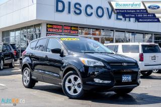 Used 2016 Ford Escape SE for sale in Burlington, ON