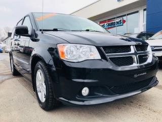 Used 2017 Dodge Grand Caravan Crew for sale in Lévis, QC