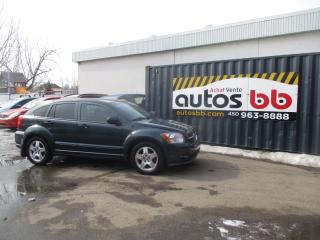 Used 2008 Dodge Caliber Hayon 4 portes SXT, Traction avant for sale in Laval, QC