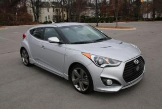 Used 2015 Hyundai Veloster GAR for sale in St-Eustache, QC