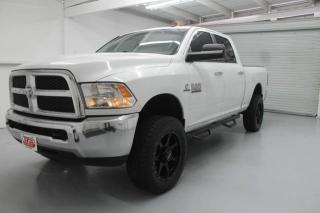 Used 2013 RAM 2500 CREW AWD GAR for sale in St-Eustache, QC