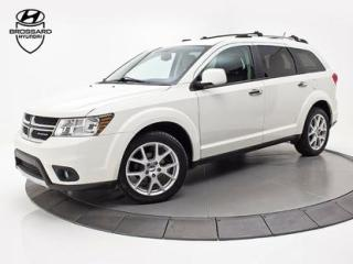Used 2012 Dodge Journey R/t Cuir Awd for sale in Brossard, QC