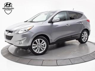 Used 2012 Hyundai Tucson Ltd Cuir Toit Awd for sale in Brossard, QC