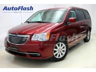 Used 2013 Dodge Grand Caravan Crew Chrysler Town for sale in St-Hubert, QC