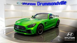Used 2018 Mercedes-Benz AMG GT GT R + SHOWROOM CONDTION + CARBON + DINA for sale in Drummondville, QC