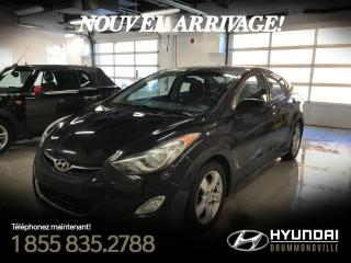 Used 2013 Hyundai Elantra GLS + GARANTIE + TOIT + MAGS + FOGS + CR for sale in Drummondville, QC
