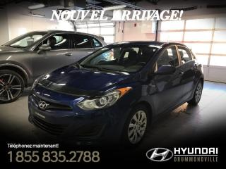 Used 2013 Hyundai Elantra GT GL + MOTEUR NEUF + CRUISE + A/C + WOW !! for sale in Drummondville, QC
