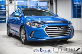 Used 2017 Hyundai Elantra GL CHEZ RIMOUSKI for sale in Rimouski, QC