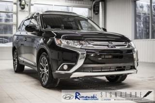 Used 2016 Mitsubishi Outlander ES AWD CHEZ RIMOUSKI for sale in Rimouski, QC