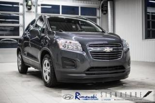Used 2016 Chevrolet Trax LS FWD CHEZ RIMOUSKI for sale in Rimouski, QC