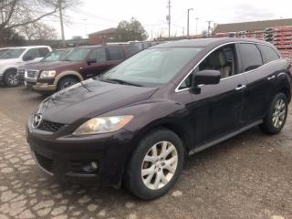 Used 2008 Mazda CX-7 AS IS SPECIAL - GT - LEATHER - SUNROOF for sale in Oakville, ON
