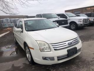 Used 2009 Ford Fusion ONE OWNER-SEL - LEATHER - SUNROOF for sale in Oakville, ON