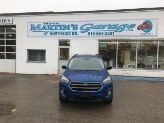 Used 2017 Ford Escape SE for sale in St. Jacobs, ON