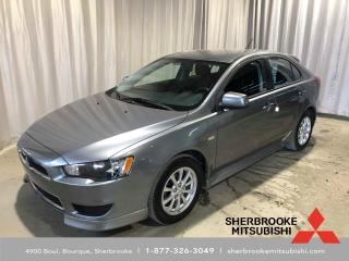 Used 2014 Mitsubishi Lancer Sportback 5 portes, SE AUTOMATIQUE for sale in Sherbrooke, QC