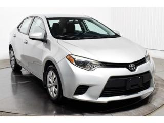 Used 2014 Toyota Corolla Le A/c Camera De for sale in Saint-hubert, QC