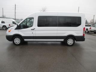 Used 2018 Ford Transit 350 XLT.12 PASSENGER.MEDIUM ROOF. for sale in London, ON