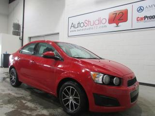 Used 2012 Chevrolet Sonic Berline LS 1.8 **AUTOMATIQUE**MAGS** for sale in Mirabel, QC