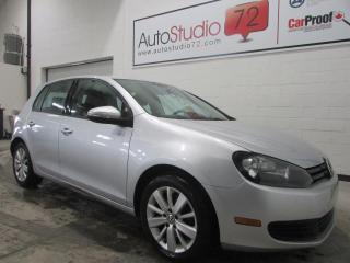 Used 2013 Volkswagen Golf Hayon 5 portes, Comfortline 2.5 **TOIT** for sale in Mirabel, QC